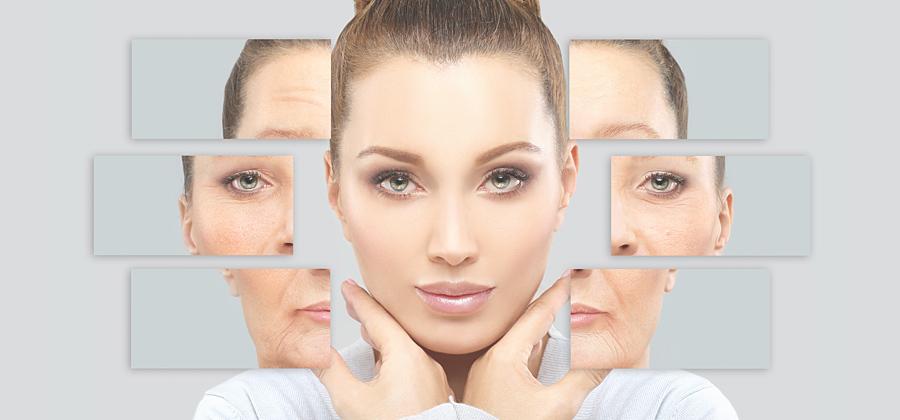 顔面萎縮症・皮膚再生医療